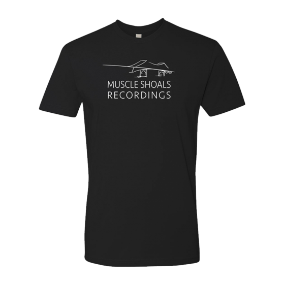 MSR Muscle Shoals Recordings tshirt tee