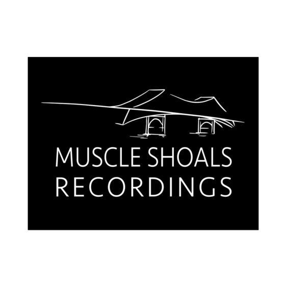 muscle shoals recordings MSR sticker