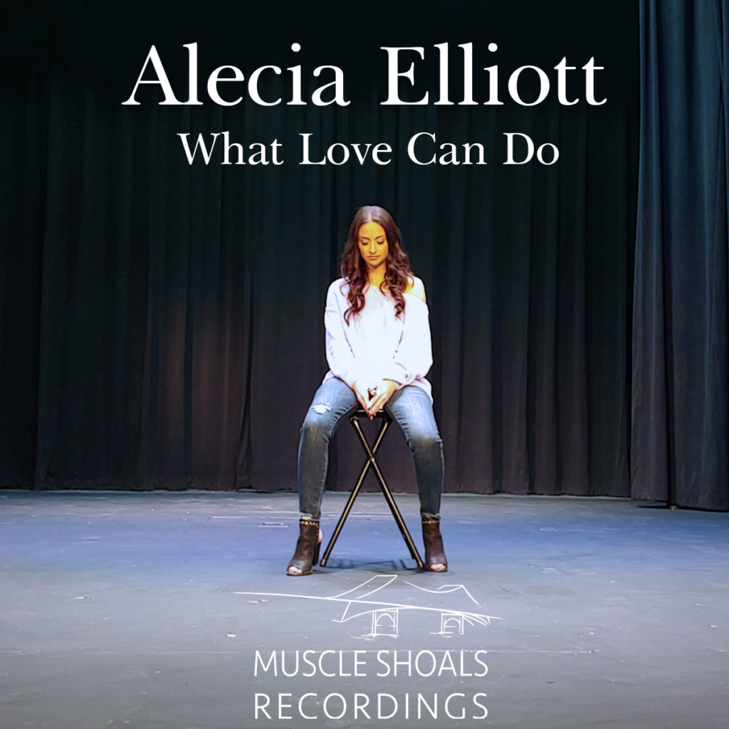 Alecia Elliott Muscle Shoals Recordings