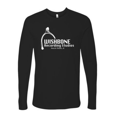 Muscle Shoals Recordings Wishbone Recording Studios tshirt tee long sleeve